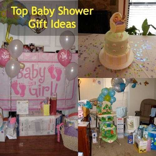 Top baby shower gift ideas for mom. Can be used for a boy, girl or gender neutral shower!