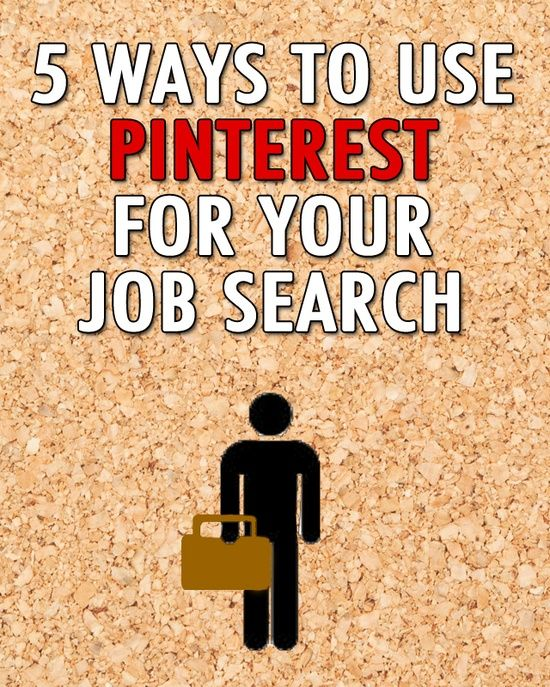5 Ways to Use Pinterest for Your Job #softskills #self personality