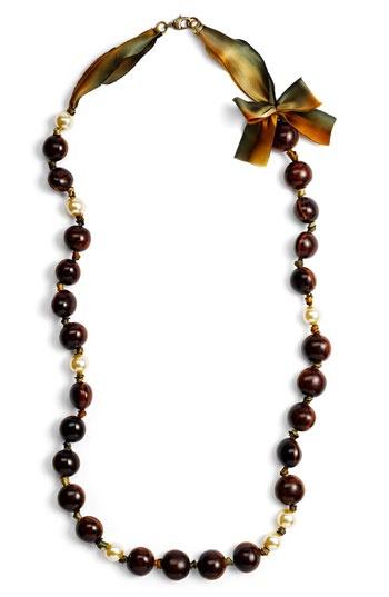 Gorgeous beads.