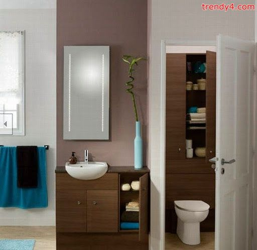 Fancy Exquisite Modern Bathroom Design 2013 2014