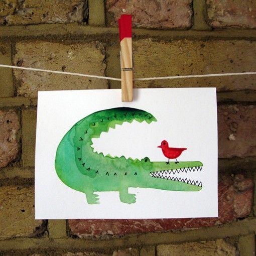 Handmade Cards via Miranda Sofroniou.