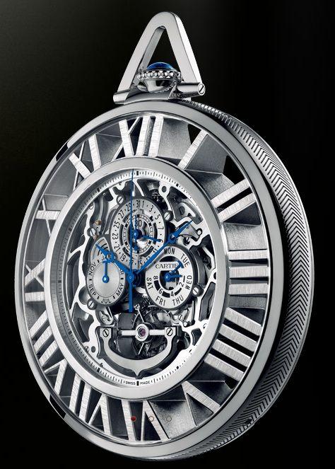Cartier Orologio da tasca (Rif. 1556213)