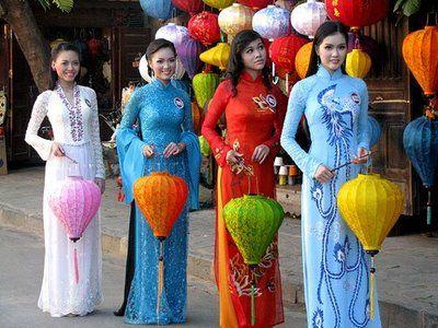Traditional Dress, Ao Dai