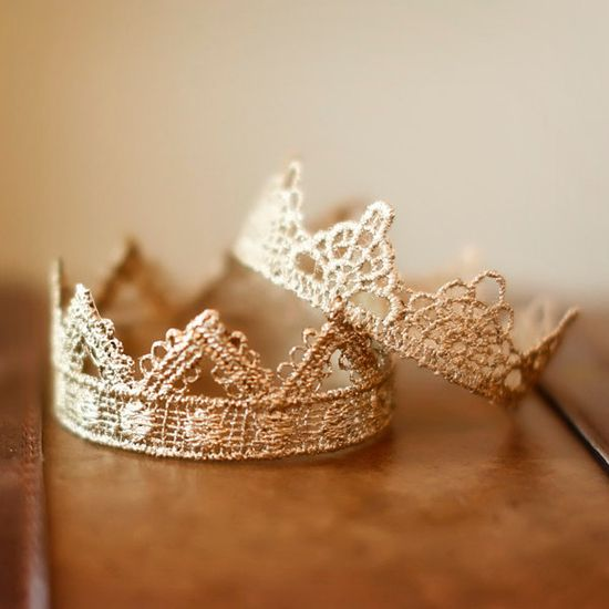 I have just started a little collection of crowns, old and new. #roost