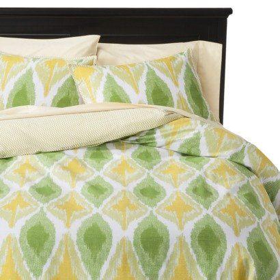 Green Comforters - Bedroom Decor Ideas
