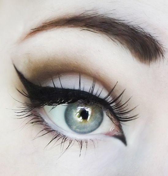 i love a good cat eye!