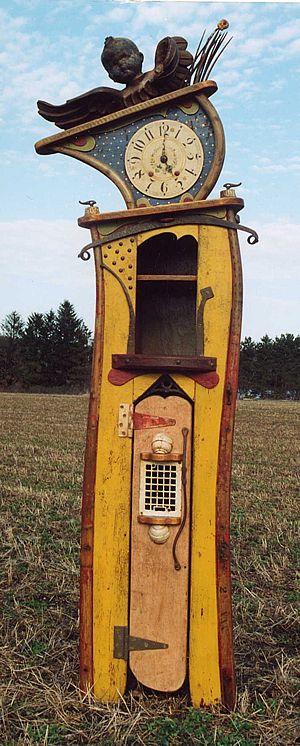 The Thieving Magpie -- Richard Dunbar whimsical furniture