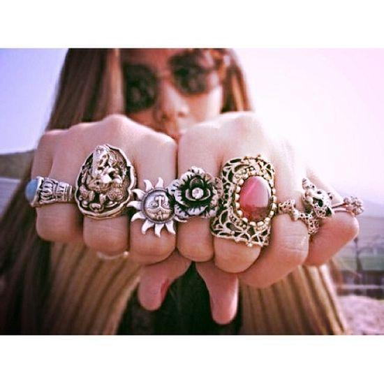 Rings.