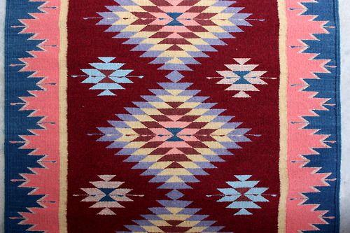 xyzcooperative: handmade rugs from Oaxaca