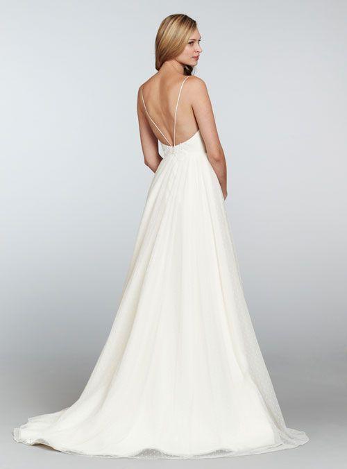 Blush bridal gown - Dahlia