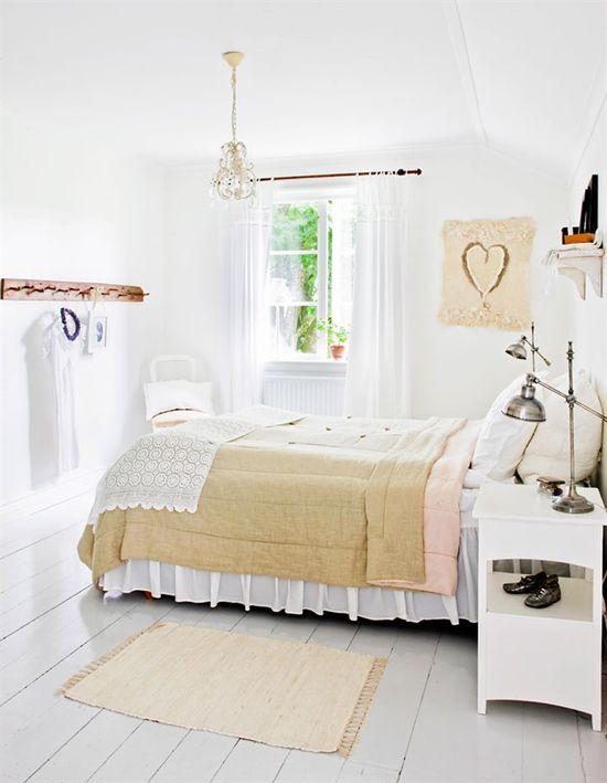 main bedroom - girly