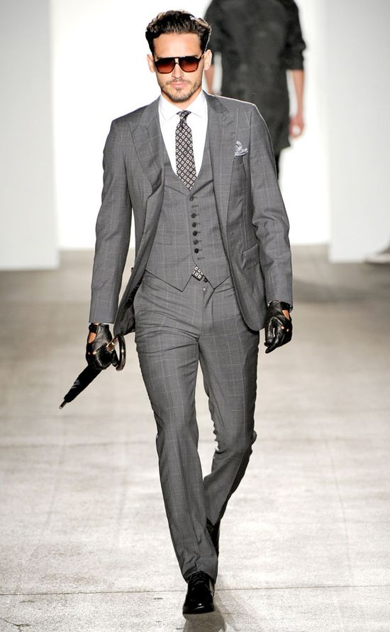 Lifestyle-Fashions: Mens Suits