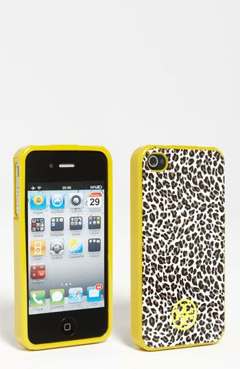 Tory Burch 'Dunraven' Soft Shell iPhone 4 & 4S Case available at #Nordstrom
