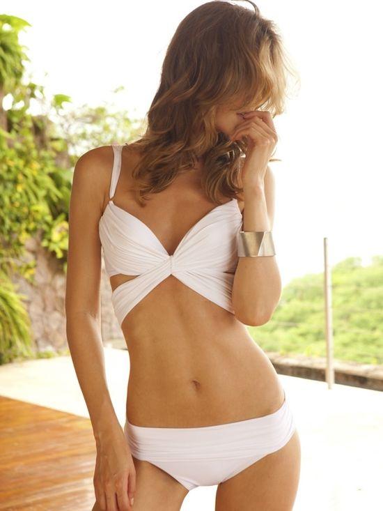 Swimwear Trend: String Details