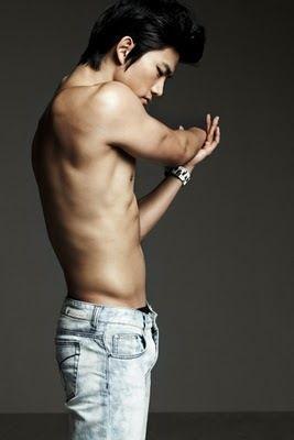 Korean idol star, Ok Taecyeon, from the group 2PM