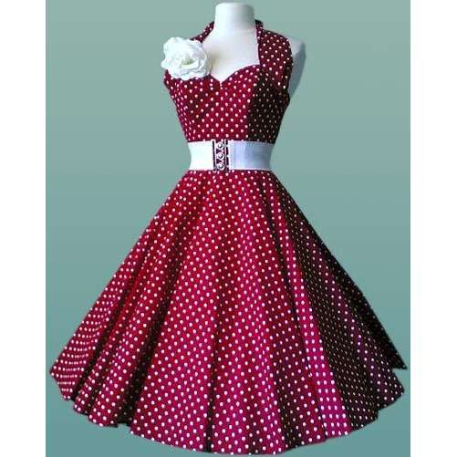 Cute Style 50's dress