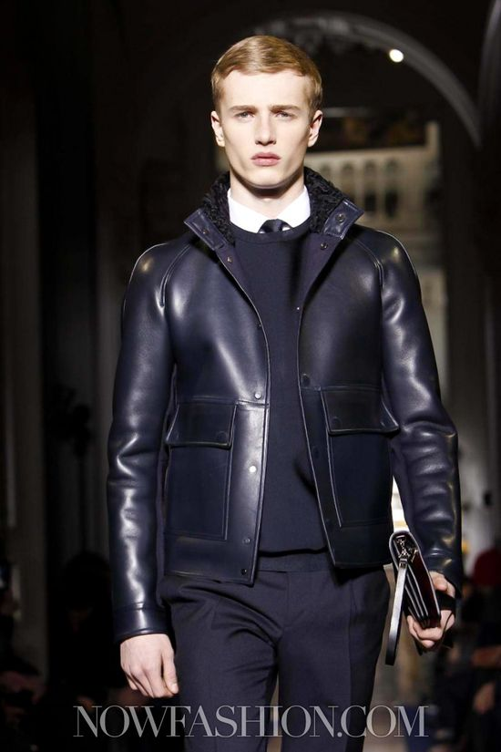Valentino Menswear Fall Winter 2013 Paris
