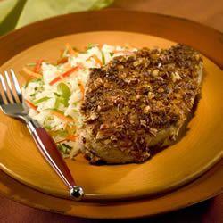 Pecan Breaded Chicken Breasts Allrecipes.com