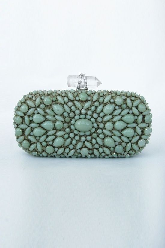 Beaded Clutch ?