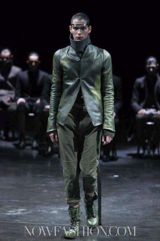 Y.Project Menswear Fall Winter 2013 Paris