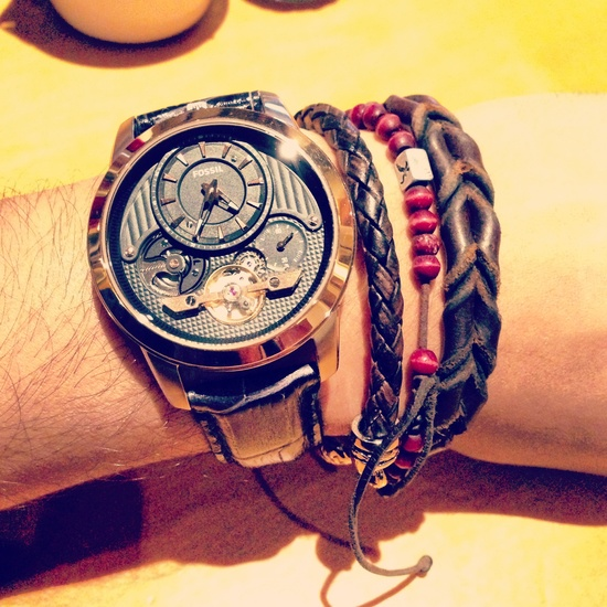 #fossil #watch #fashion