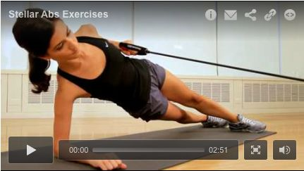 Get 4 abs exercises that TOTALLY beat crunches here: www.womenshealthm...