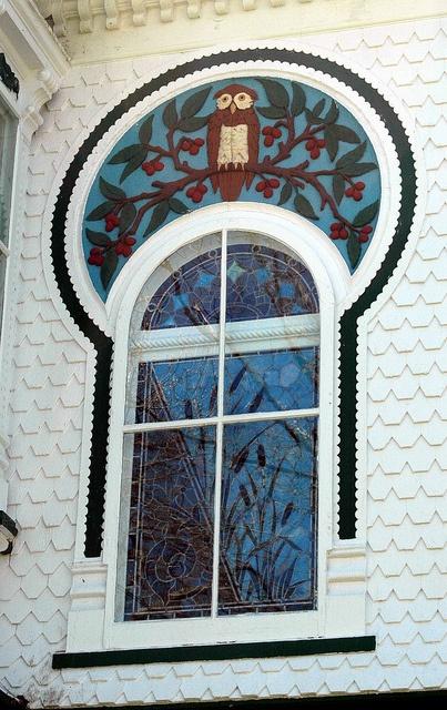 Owl window