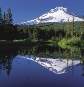 Mt. Hood Scenic Byway, OR
