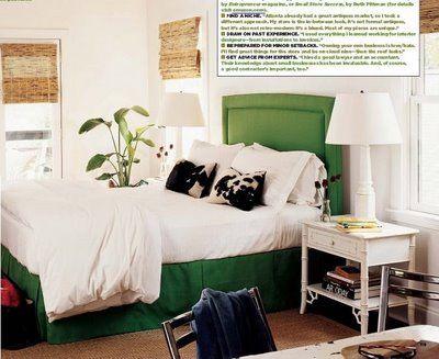 Lee Kleinhelter BR from Cottage Living Magazine