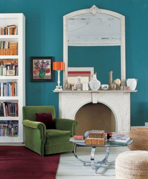Living room design ideas and home decoration
