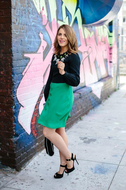 San Francisco Essentials Part 5: Long Sleeved Dress :: Gal Meets Glam