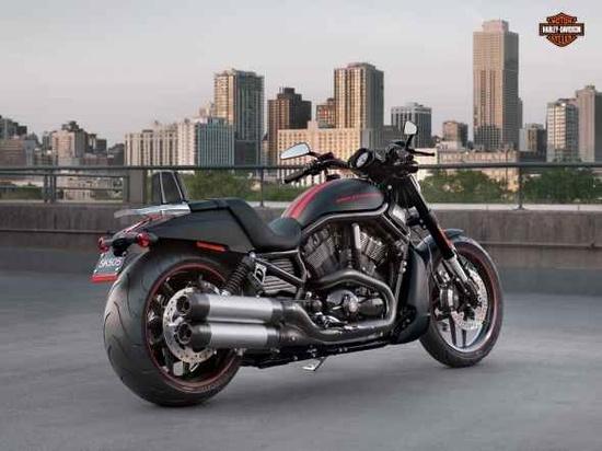 2013 Night Rod Special by Harley Davidson