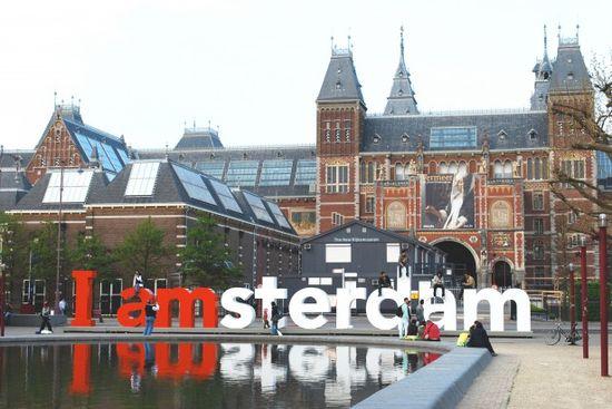 Traveling to Amsterdam , Eu Travel Tips