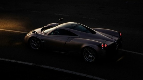 The Pagani Huayra – a sports car lover's dream
