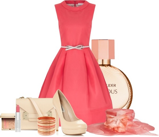 """Easter in N.Y.C."" by missie-may on Polyvore"