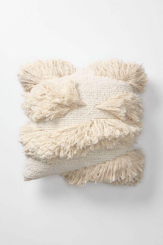 // funky white pillow #dream #divine #home #decor