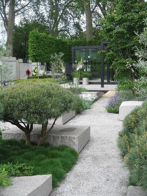 Modern Garden Planting