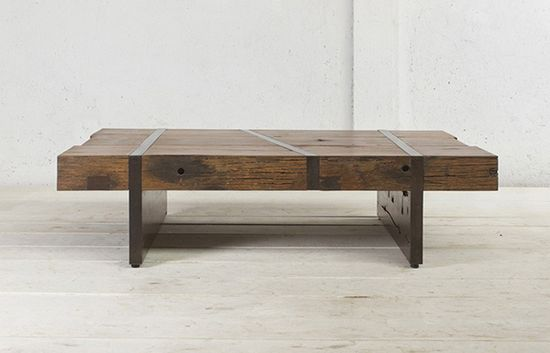 Get Inspired with Reclaimed Handmade furniture from AELLON