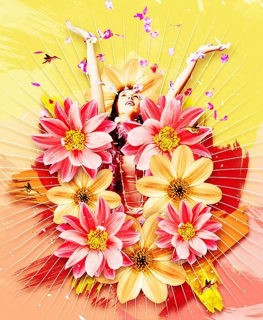 Festival graphic design by Chris Halderman
