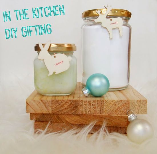 In The Kitchen DIY Gifting