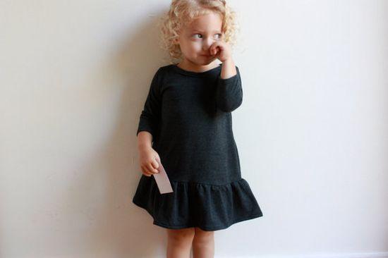 simple jersey dress