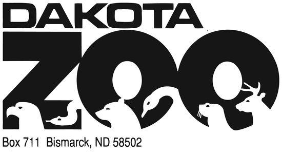 #dakota #zoo #logo #graphics #design