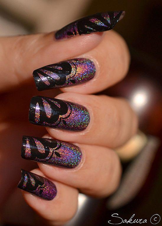 #nails #nail_art #nail_polish