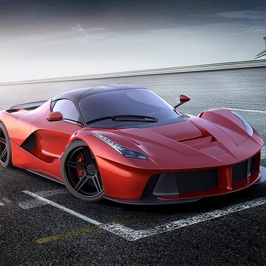 Look how sweet this LaFerrari is. Mmm!