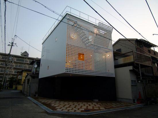 Sumikiri House / y+Mdo #Architecture
