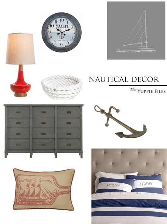 A Nautical Home