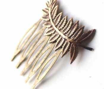 Fern Hair Comb