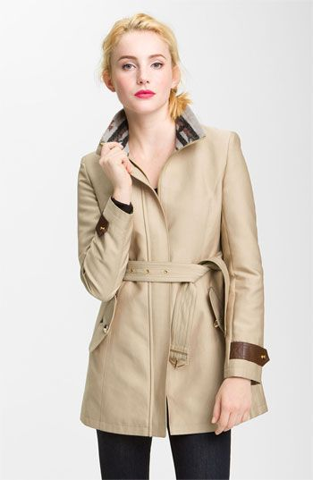 Sam Edelman Belted Trench Coat