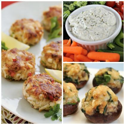 Finger Food: 15 Thanksgiving Appetizers