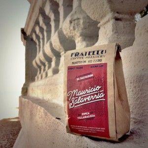 Fratello Coffee Roasters // El Salvador Finca VillaGalicia - A Table in the Corner of the Cafe